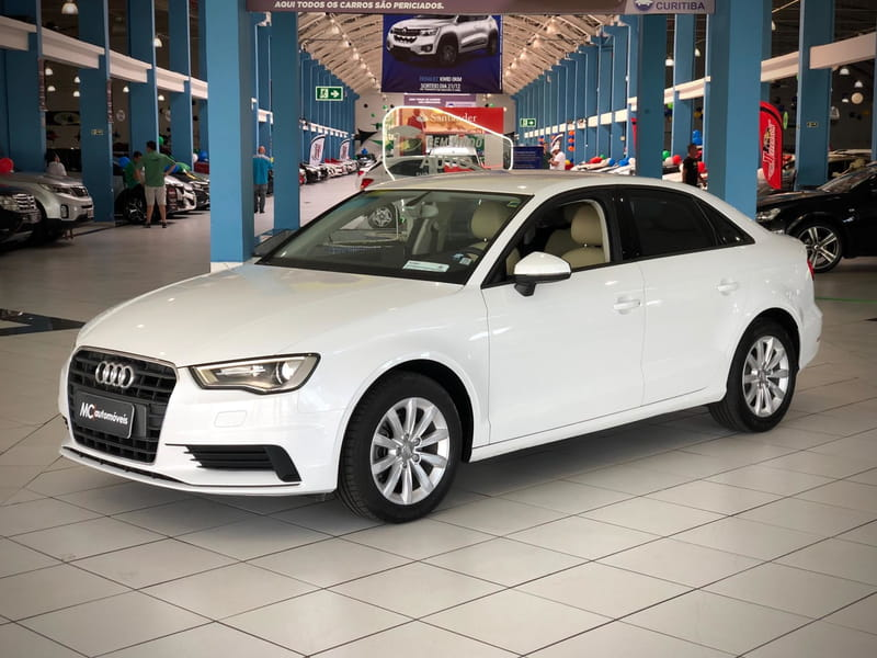 AUDI A3 SEDAN ATTRACTION TFSI 1.4