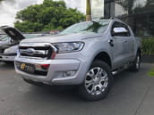 2017 FORD RANGER LIMITED 3.2 4X4  CD AUT DIESEL