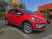 2017 VOLKSWAGEN UP! CROSS 1.0 TSI TOTAL FLEX MEC. 4P