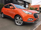 2016 HYUNDAI IX35 2.0 LAUNCHING EDITION 16V FLEX 4P