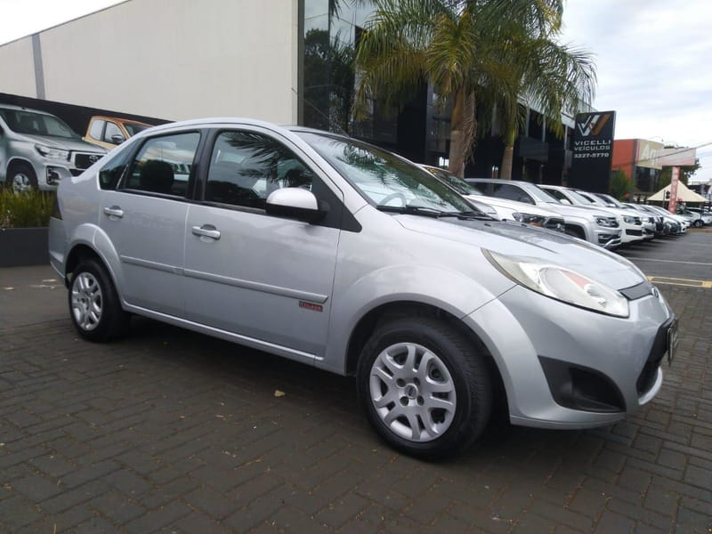 FORD FIESTA 1.6 8V FLEX