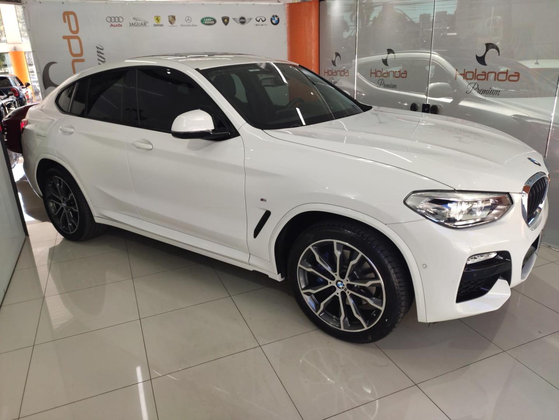 BMW X4 XDRIVE 30I M SPORT 2.0 TB 252CV AUT