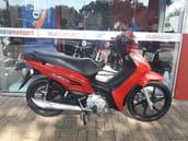 2015 HONDA BIZ 125 EX