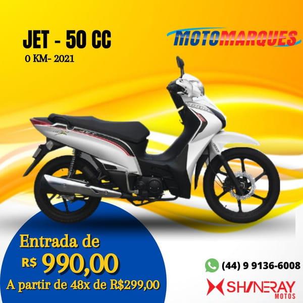 SHINERAY CICLOMT XY50Q JET 49 CC