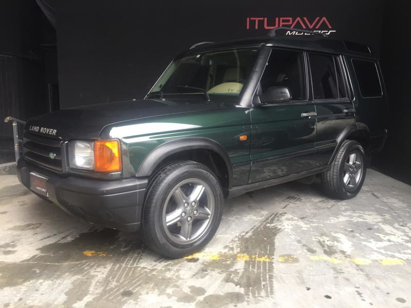 LAND ROVER DISCOVERY 4X4 TD-5 2.5 Tdi 4P