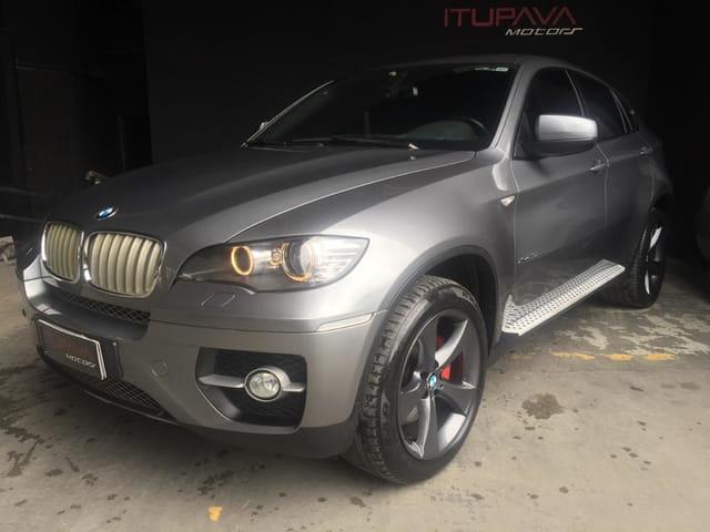 BMW X6 (XDRIVE50I) 4.4 V-8 BI-TURBO GAS. (IMP.) 4P