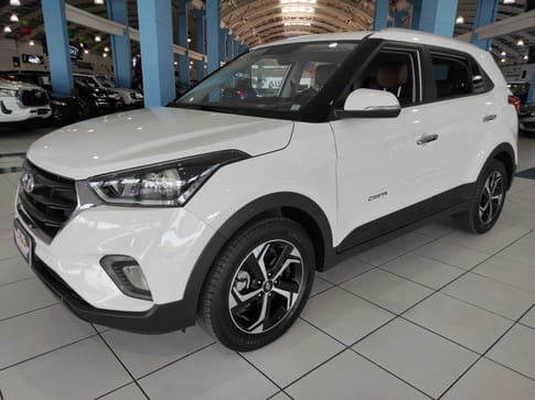 HYUNDAI CRETA LAUNCH EDITION 1.6 16V Flex Aut.