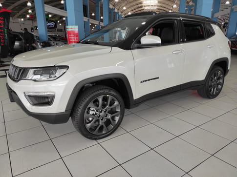 JEEP COMPASS SERIE S 2.0 TURBO DIESEL 4X4 AT9