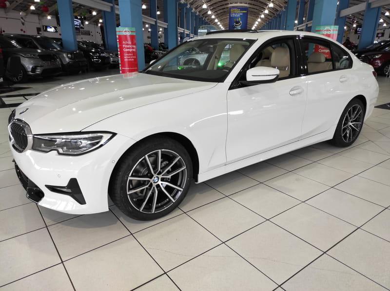 BMW 320I 2.0 SPORT GP ACTIVE FLEX AUT