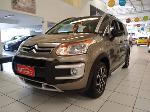 AIRCROSS 1.6 GLX 16V FLEX 4P MANUAL 2012 FLEX