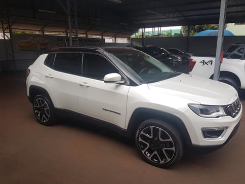 2018 JEEP COMPASS LIMITED 2.0 4x4 Diesel 16V Aut.