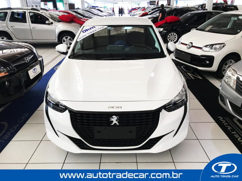 PEUGEOT 208 LIKE PACK 1.6 FLEX 16V