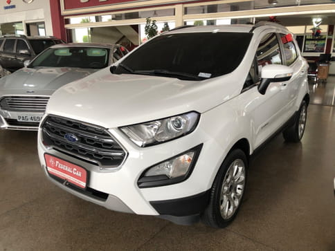 FORD ECOSPORT TITANIUM PLUS POWERSHIFT 2.0 16V FLEX AUT/SEQ.