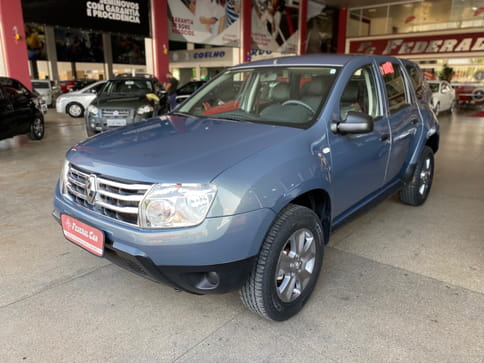 RENAULT DUSTER 16 4X2