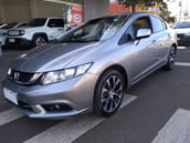 2016 HONDA CIVIC LXR 2.0 16V FLEX AUT.
