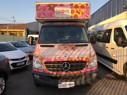 MERCEDES-BENZ SPRINTER 311-CDI 2.2 TB CHASSI
