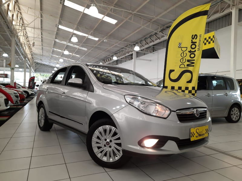 FIAT GRAND SIENA ESSENCE (EVOLUTION) 1.6 16V