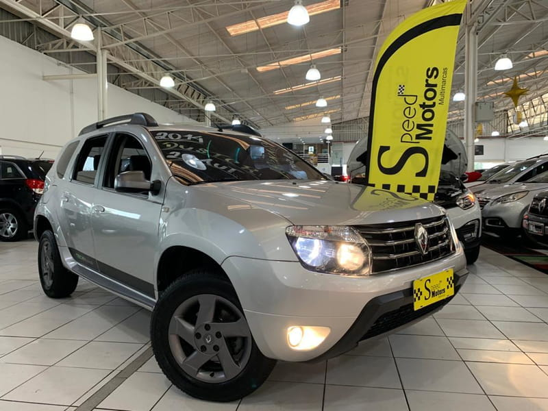 RENAULT DUSTER TECH ROAD 2.0 16V AUT