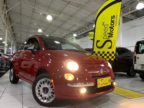 FIAT 500 LOUNGE AIR 1.4 (GAS) IMP AUT 2P