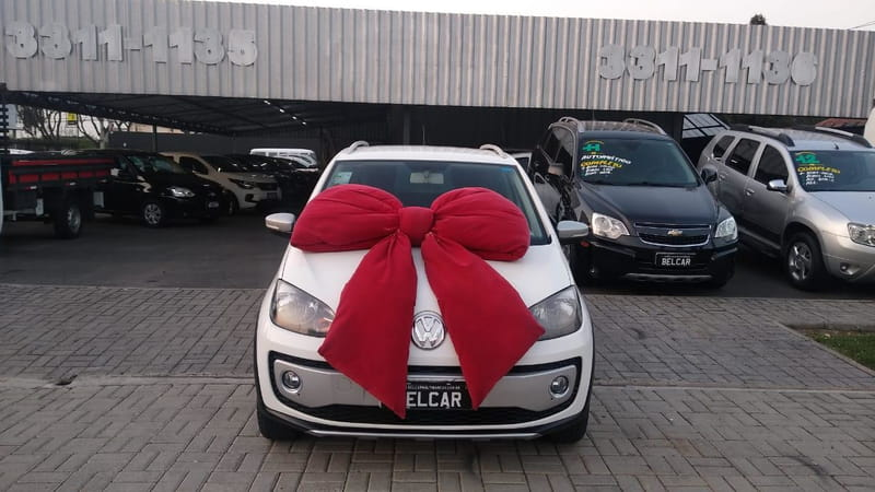 VOLKSWAGEN UP CROSS SA