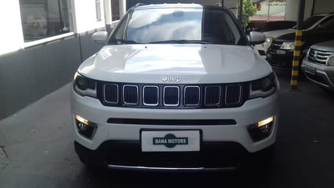 JEEP COMPASS LIMIT AT6 2.0 4X2