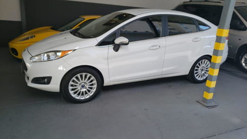 FORD FIESTA SEDAN TITANIUM POWERSHIFT 1.6 AUT. (NEW)