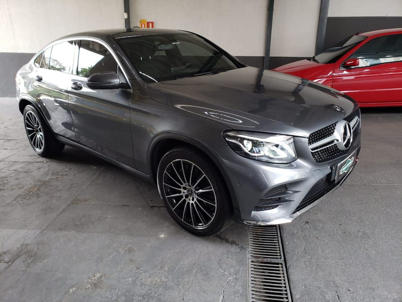 MERCEDES-BENZ   GLC250 COUPE 4MATIC 2.0 TB