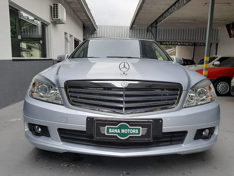 MERCEDES-BENZ C 200 KOMPRESSOR 2.0 4P