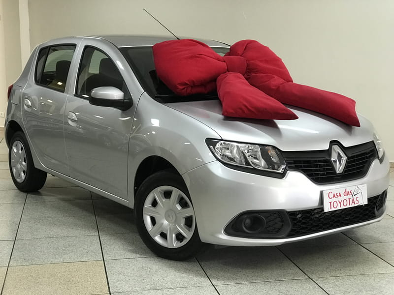RENAULT SANDERO AUTHENTIC 1.0 12V