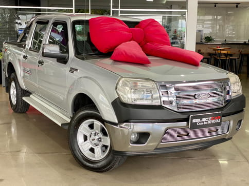 FORD RANGER XLT LIMITED(C.Dup) 4X4 3.0 TB-IC