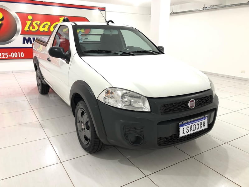 FIAT STRADA WORKING 1.4 MPI 8V FLEX MEC.