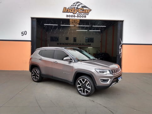 JEEP COMPASS LIMITED HIGH TECH 2.0 4X4 AUT