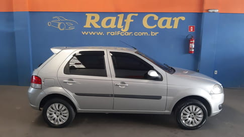 FIAT PALIO ATTRACTIVE 1.4 8V FLEX MEC.