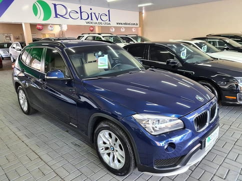 BMW X1 2.0 SDRIVE 20I ACTIVE FLEX AUT
