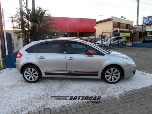 CITROEN C4 HATCH COMPETITION 2.0 (AUT)