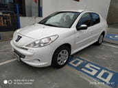 PEUGEOT 207 PASSION ACTIVE 1.4 MANUAL