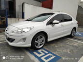 PEUGEOT 408 GRIFFE THP