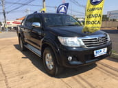 TOYOTA HILUX 2.7 SRV CD 4X4 AT