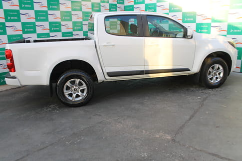 CHEVROLET S-10 CD LT 2.5 4X2 FLEXPOWER