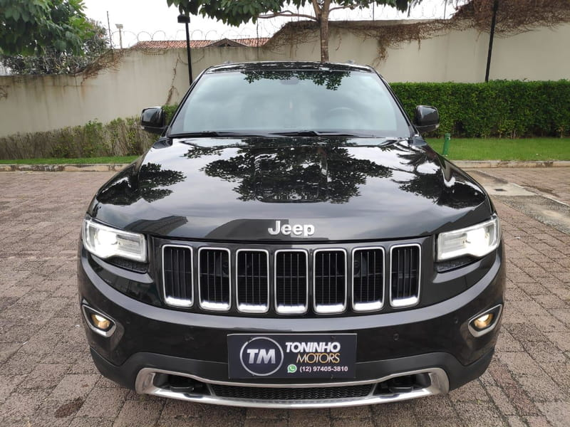 JEEP GR CHEROKEE LTD 3.6L AT8