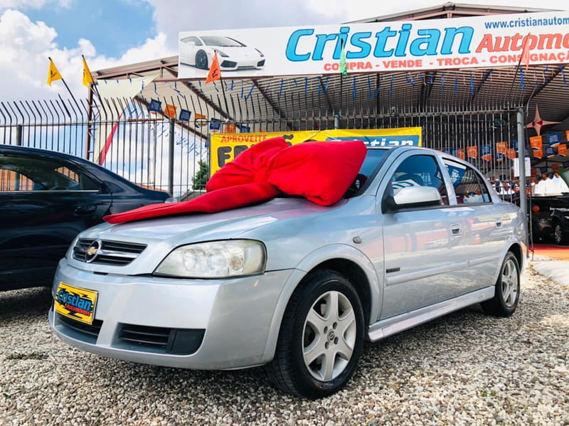 CHEVROLET ASTRA SEDAN 2.0 MPFI  4p