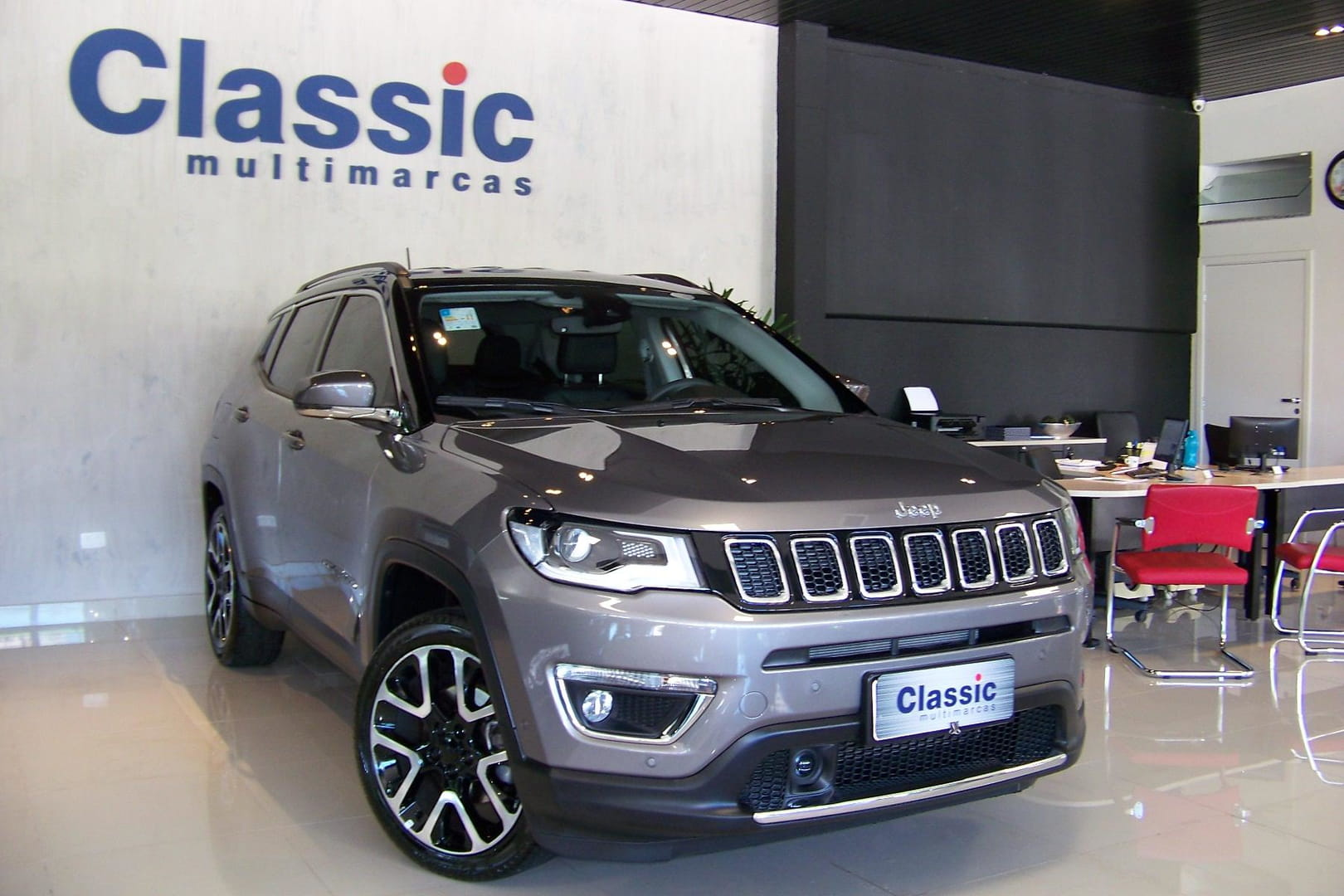JEEP COMPASS LIMETED F H