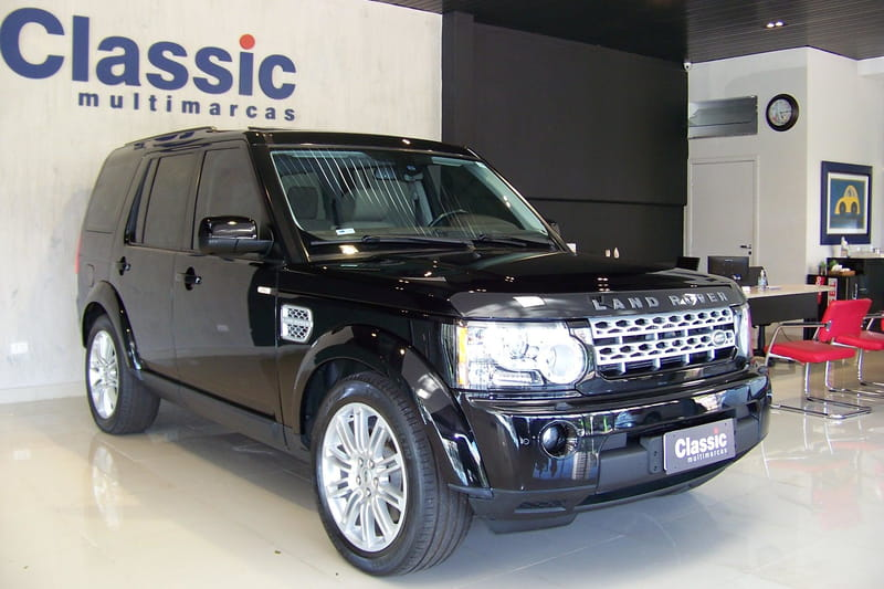 LAND ROVER LR DISCOVERY 4 HSE
