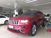 2013 JEEP GRAND CHEROKEE SRT-8 4X4 6.1 V-8 HEMI 4P