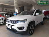 2018 JEEP COMPASS LONGITUDE 2.0  FLEX 16V AUT