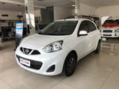 2015 NISSAN MARCH S 1.0 16V FLEX MEC.
