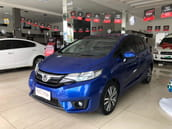 2015 HONDA FIT EXL FLEX