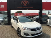 2014 CITROEN C4 LOUNGE 1.6 TENDANCE 16V TURBO FLEX 4P AUTOMATICO