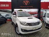 2014 TOYOTA HILUX SW4 3.0 SRV 4X4 7 LUGARES 16V TURBO INTERCOOLER DIESEL 4P AUT