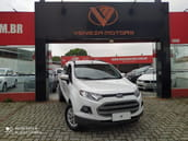 2017 FORD ECOSPORT FREESTYLE 1.6 16V FLEX 5p AUT